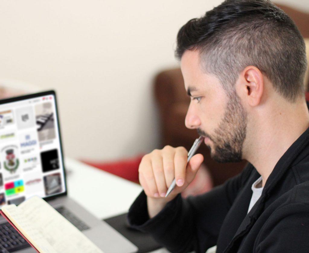 Flavio Di Prima - Logo Designer Torino