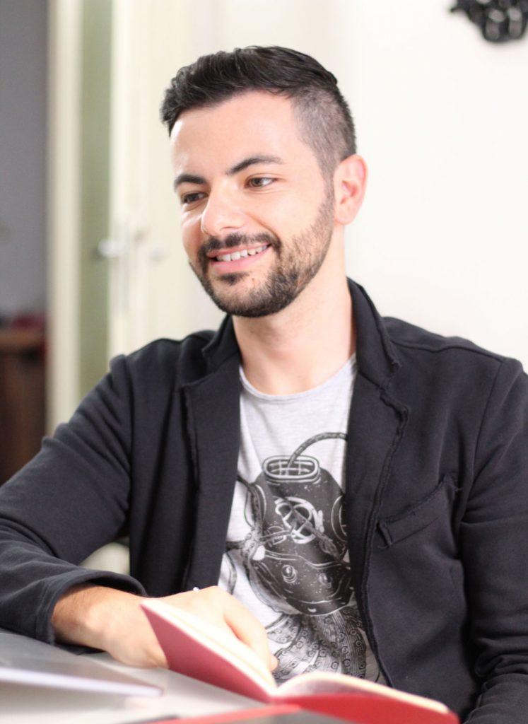 Flavio Di Prima - Graphic Designer Torino